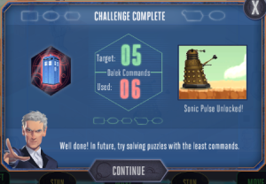 Dr Who Game Screenshot 2