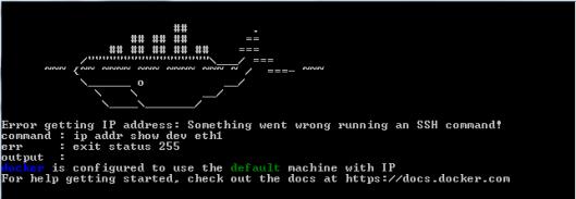 Docker IP